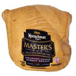 Master's Cut Applewood Smoked Turkey Breast 2/5lb
