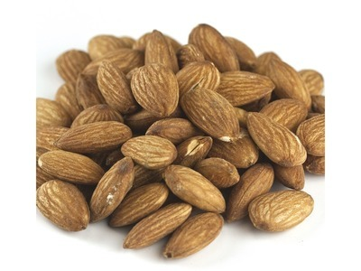 Whole Dry Roasted & Salted Almonds 15lb