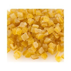Diced Orange 10lb