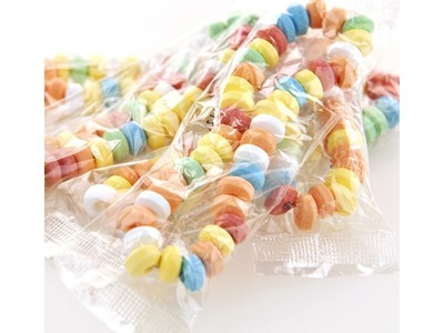 Candy Necklaces, Wrapped 100ct
