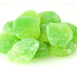 Sour Green Apple Slices 4/5.5lb